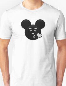 Micky Emoji - Sweet Kiss T-Shirt