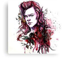 Elf Harry Canvas Print