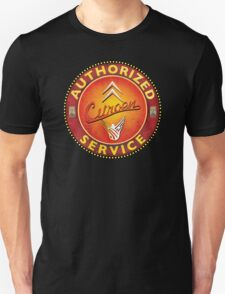 Citroen vintage service T-Shirt