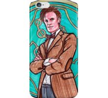 .11th Doctor. iPhone Case/Skin
