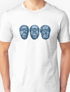 Clubbing in Plato's Cave Unisex T-Shirt