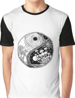 The psychedelic balance Graphic T-Shirt