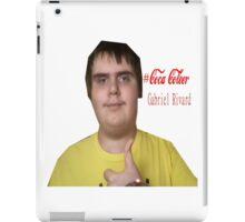 HASHTAG Coca Coleer iPad Case/Skin