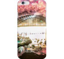 Sydney NYE Fireworks 2015 # 10 iPhone Case/Skin