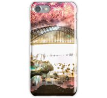 Sydney NYE Fireworks 2015 # 10 iPhone Case/Skin