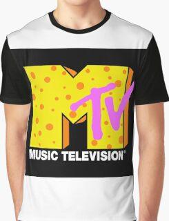 90's MTV Graphic T-Shirt