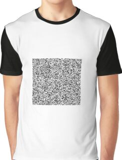 interjection QR code Graphic T-Shirt