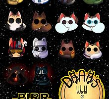Dana's world of Cats - Purr Wars by Kaizoku-hime