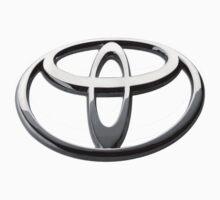 Toyota Logo by Bandaidbrand