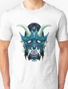 Blue Oni T-Shirt