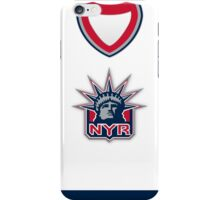 New York Rangers 1998-99 Alternate Jersey iPhone Case/Skin