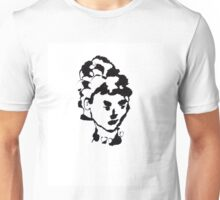 Woman in Ink Unisex T-Shirt