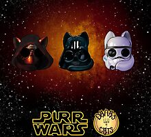 Dana's world of Cats - Purr Wars, the Dark Side by Kaizoku-hime