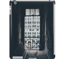 Abandon buildings iPad Case/Skin