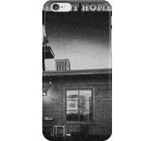 Twin Tanks Desert Homestead Cabin iPhone Case/Skin