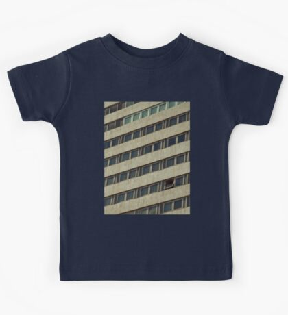Contemporary Stern Living Kids Tee