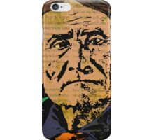 GERONIMO-APACHE iPhone Case/Skin