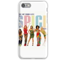 Spice Girls- Spice up your life iPhone Case/Skin