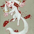 Entropy - Kyubey from Madoka by Growly