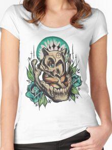 Cubone Women's Fitted Scoop T-Shirt