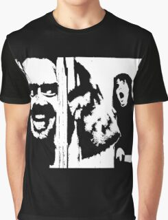 Here's Johnny! - The Shining Graphic T-Shirt