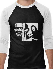 Here's Johnny! - The Shining Men's Baseball ¾ T-Shirt