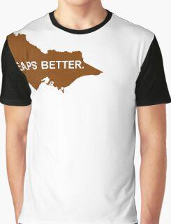 Victoria: Heaps Better Graphic T-Shirt