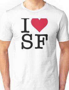 I love San Francisco! Unisex T-Shirt