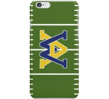 Western Albemarle Football Field iPhone Case/Skin