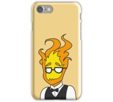 Grillby iPhone Case/Skin