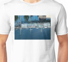 Whimsical Liquid Abstracts One Unisex T-Shirt