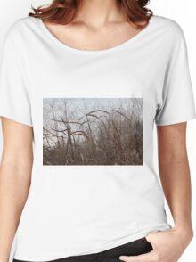Autumn grass Women's Relaxed Fit T-Shirt