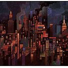 Dark City by David  Kennett