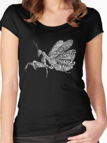 Zen Mantis Women's Fitted Scoop T-Shirt