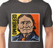 GERONIMO-COLOUR Unisex T-Shirt