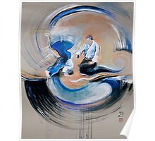 Impulse - Aikido Poster