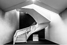 Stairway to B&W Heaven by John Velocci