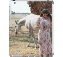 "Zoe Eve ""You make me Smile"" iPad Case/Skin"