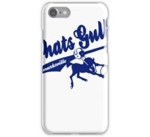 WhatsGully?? COLTS iPhone Case/Skin