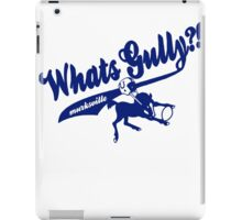WhatsGully?? COLTS iPad Case/Skin