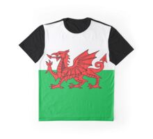Welsh Red Graphic T-Shirt
