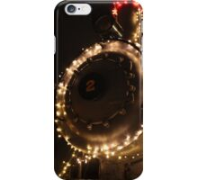 Engine Number Two iPhone Case/Skin