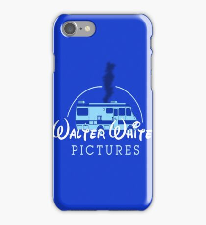Walter White Pictures iPhone Case/Skin