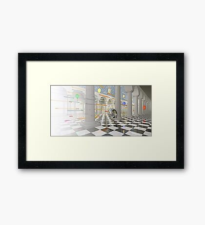 The Corporate Suggestion Plan Framed Print