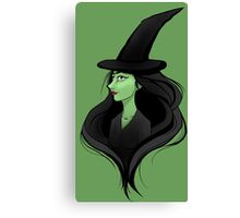 Unusually and Exceedingly Peculiar Canvas Print