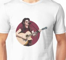 James Bay (Red) Unisex T-Shirt