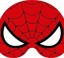 super hero mask (spider man) by chantelle bezant