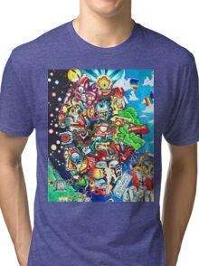 Chaos Two Tri-blend T-Shirt