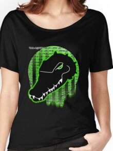 HLM - The Sewer Dreamer Women's Relaxed Fit T-Shirt