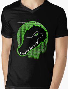 HLM - The Sewer Dreamer Mens V-Neck T-Shirt